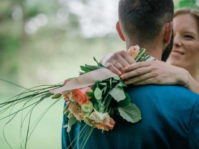 Le mariage de Yoann et Elodie à Sens-Beaujeu, Cher 12