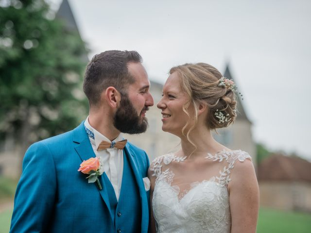 Le mariage de Yoann et Elodie à Sens-Beaujeu, Cher 13