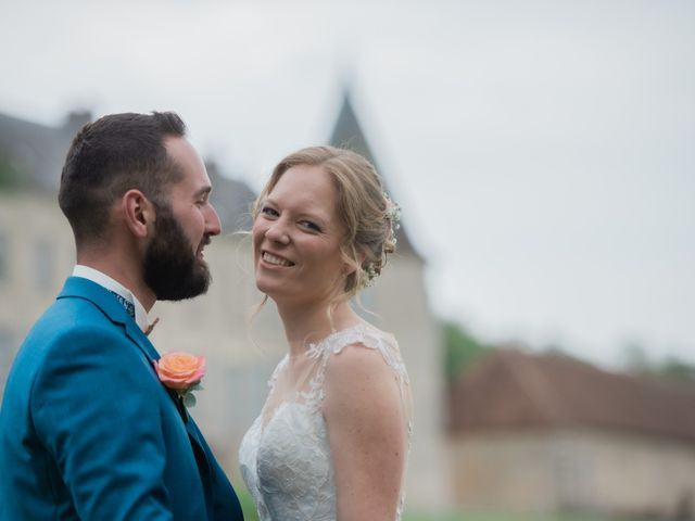 Le mariage de Yoann et Elodie à Sens-Beaujeu, Cher 15