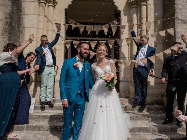 Le mariage de Yoann et Elodie à Sens-Beaujeu, Cher 17