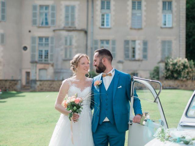 Le mariage de Yoann et Elodie à Sens-Beaujeu, Cher 18