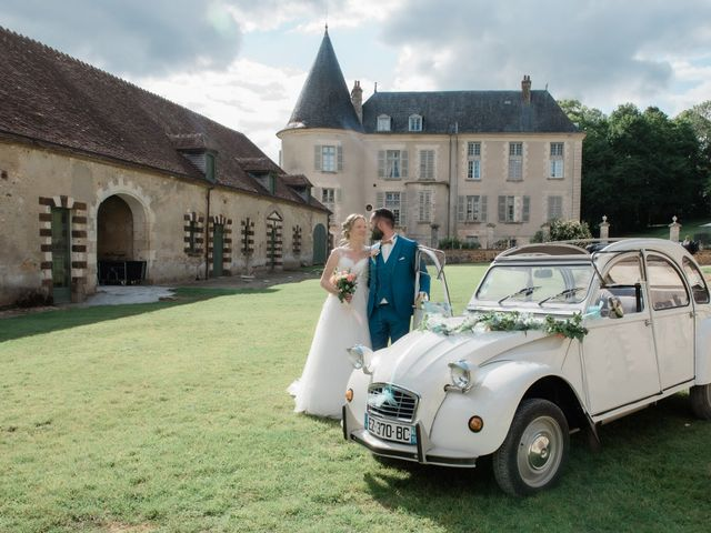 Le mariage de Yoann et Elodie à Sens-Beaujeu, Cher 19