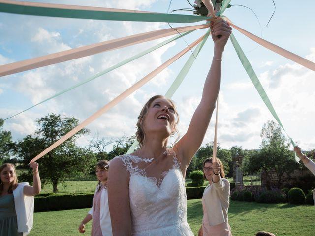 Le mariage de Yoann et Elodie à Sens-Beaujeu, Cher 21