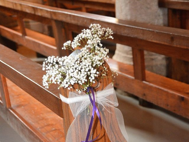 Le mariage de Richard et Marie  à Orchamps-Vennes, Doubs 4