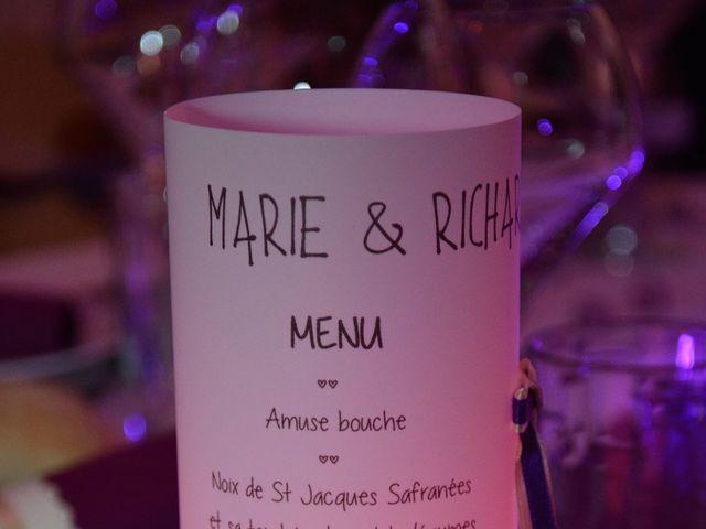 Le mariage de Richard et Marie  à Orchamps-Vennes, Doubs 12
