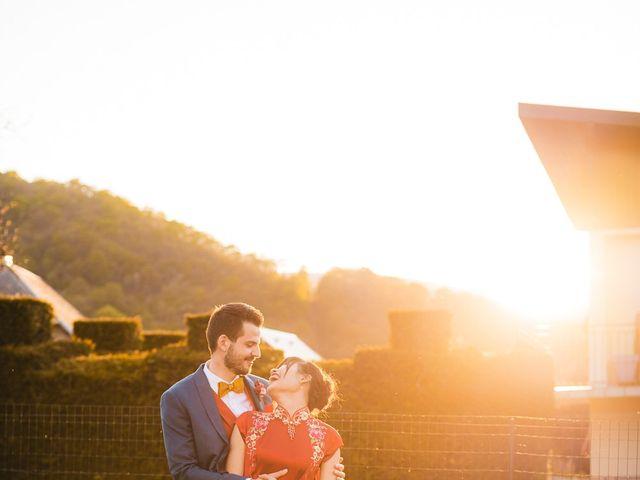 Le mariage de Jérémy et Natasha à Saint-Cassin, Savoie 3