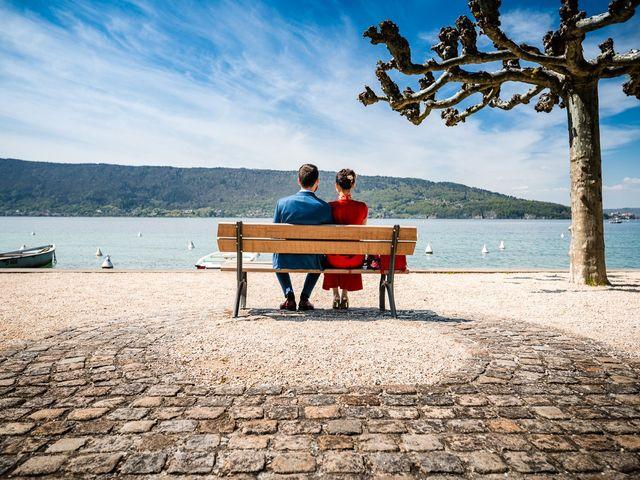 Le mariage de Jérémy et Natasha à Saint-Cassin, Savoie 2