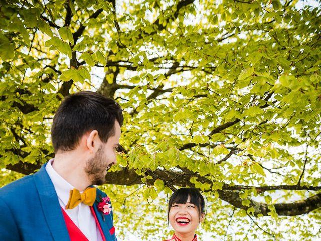 Le mariage de Jérémy et Natasha à Saint-Cassin, Savoie 5