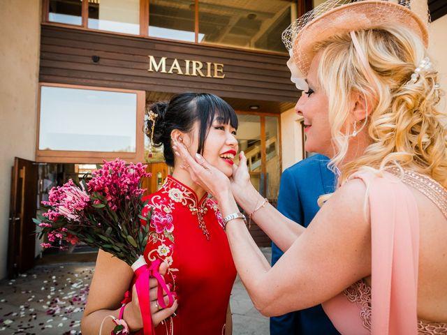 Le mariage de Jérémy et Natasha à Saint-Cassin, Savoie 9