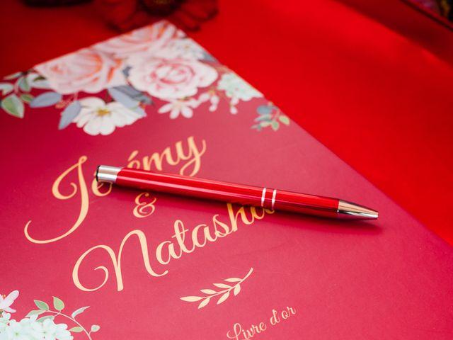 Le mariage de Jérémy et Natasha à Saint-Cassin, Savoie 10