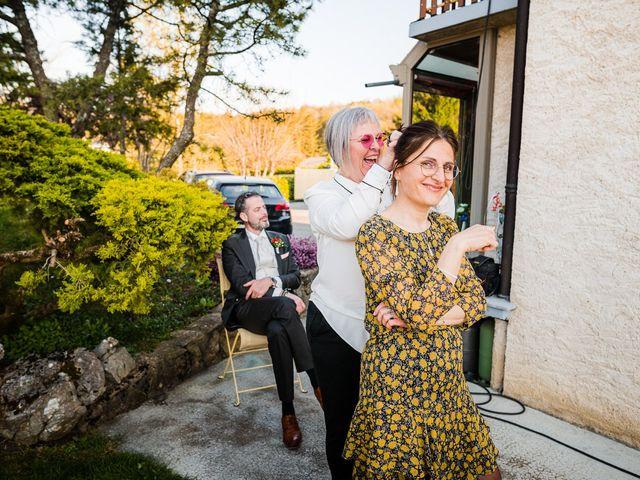 Le mariage de Jérémy et Natasha à Saint-Cassin, Savoie 15