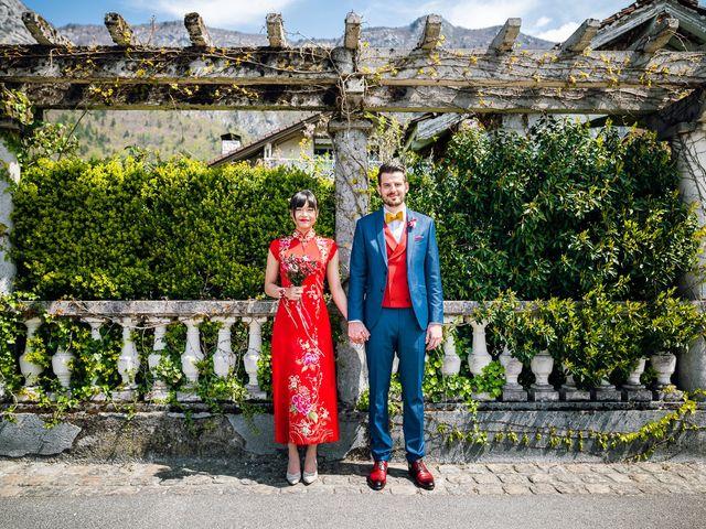 Le mariage de Jérémy et Natasha à Saint-Cassin, Savoie 20