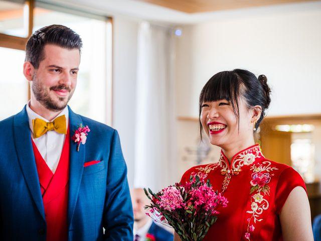 Le mariage de Jérémy et Natasha à Saint-Cassin, Savoie 21
