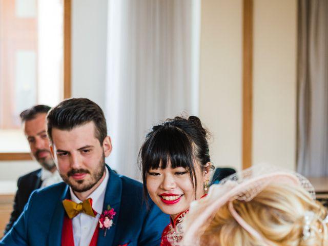 Le mariage de Jérémy et Natasha à Saint-Cassin, Savoie 24