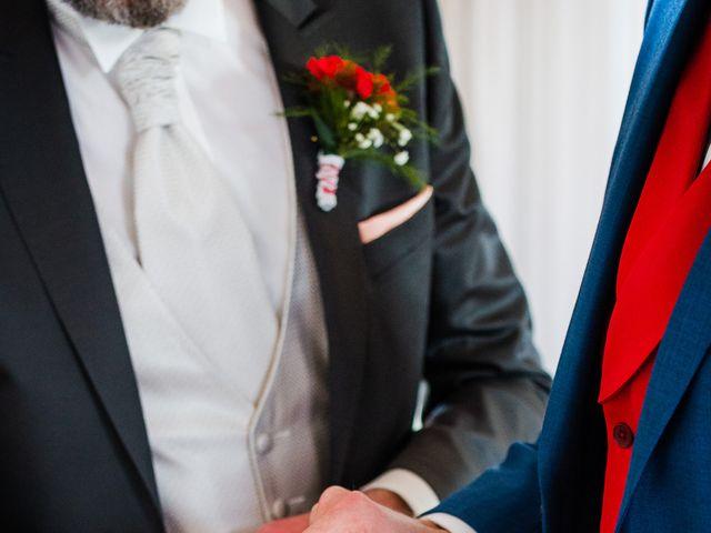 Le mariage de Jérémy et Natasha à Saint-Cassin, Savoie 25