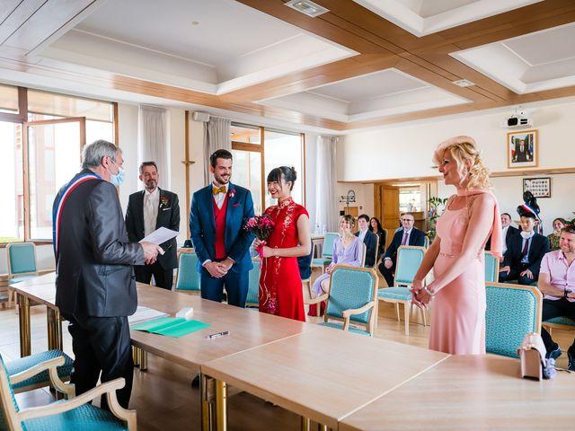 Le mariage de Jérémy et Natasha à Saint-Cassin, Savoie 29