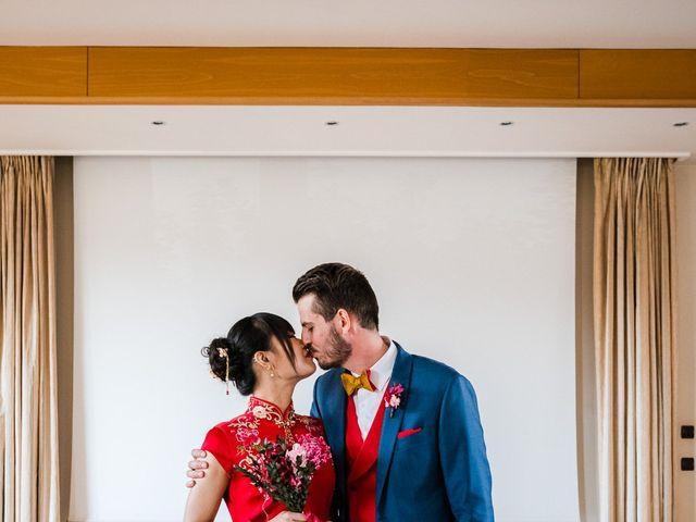 Le mariage de Jérémy et Natasha à Saint-Cassin, Savoie 31