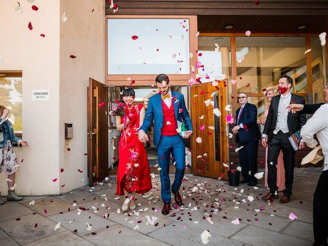 Le mariage de Jérémy et Natasha à Saint-Cassin, Savoie 32