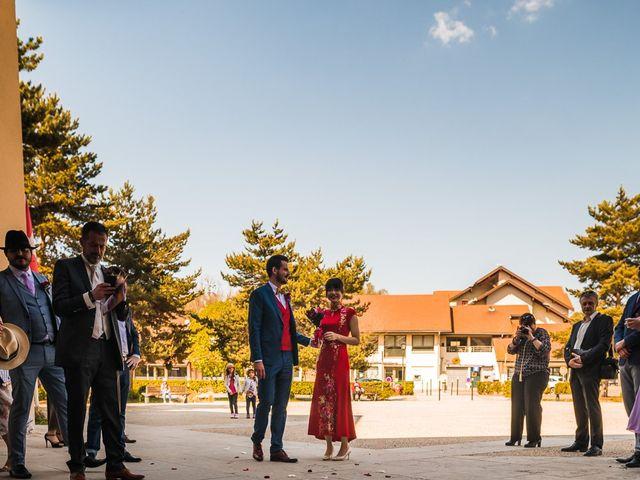 Le mariage de Jérémy et Natasha à Saint-Cassin, Savoie 33