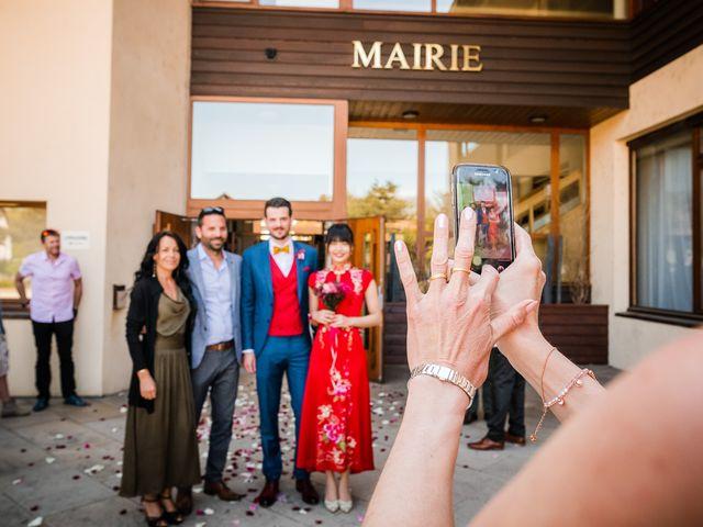 Le mariage de Jérémy et Natasha à Saint-Cassin, Savoie 34
