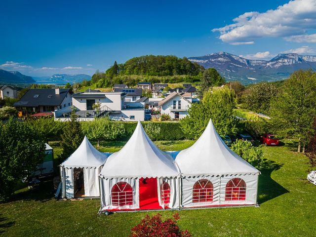 Le mariage de Jérémy et Natasha à Saint-Cassin, Savoie 36