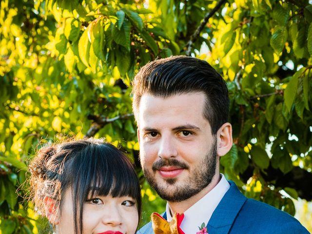 Le mariage de Jérémy et Natasha à Saint-Cassin, Savoie 40