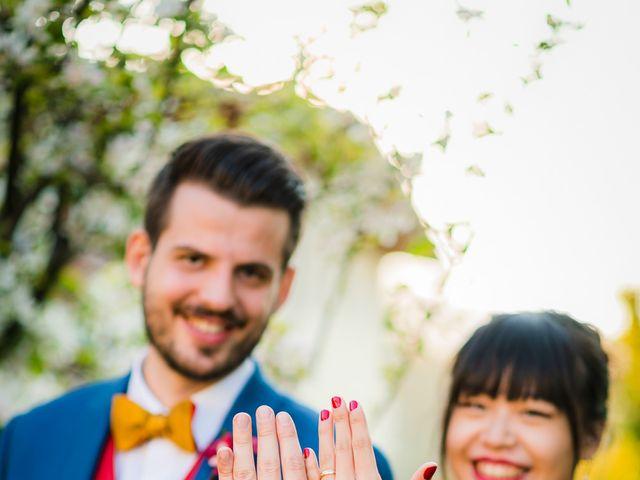 Le mariage de Jérémy et Natasha à Saint-Cassin, Savoie 45