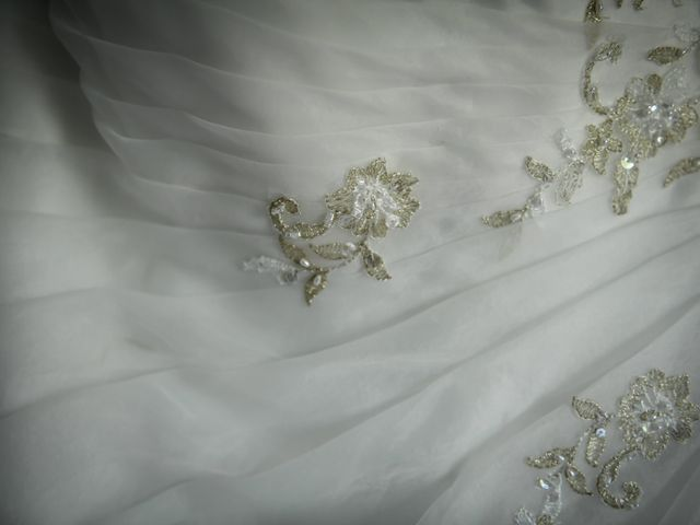 Le mariage de Jean Baptiste et Marine à Nouaillé-Maupertuis, Vienne 9