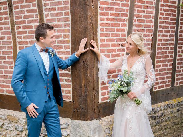 Le mariage de Nicolas et Adeline à Déville-lès-Rouen, Seine-Maritime 6