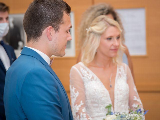Le mariage de Nicolas et Adeline à Déville-lès-Rouen, Seine-Maritime 15