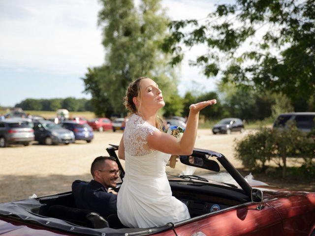 Le mariage de Emeric et Marjorie à Semur-en-Vallon, Sarthe 10