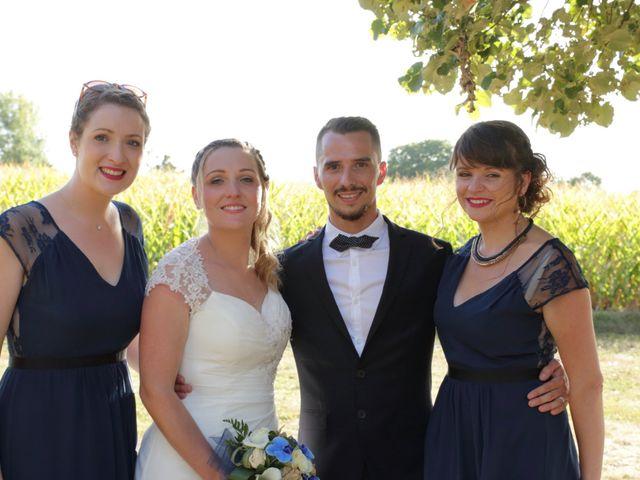 Le mariage de Emeric et Marjorie à Semur-en-Vallon, Sarthe 12