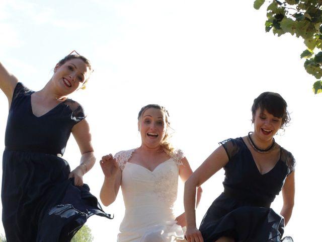 Le mariage de Emeric et Marjorie à Semur-en-Vallon, Sarthe 14