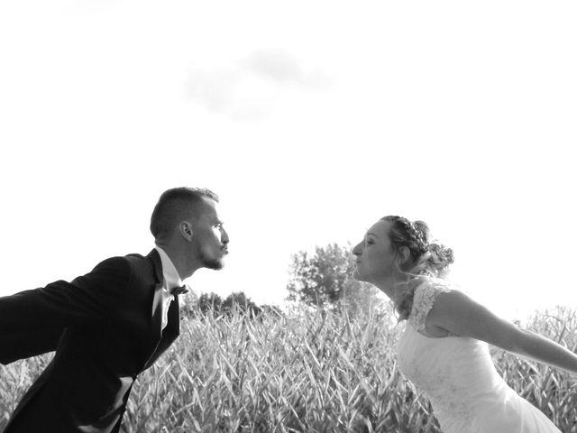 Le mariage de Emeric et Marjorie à Semur-en-Vallon, Sarthe 17