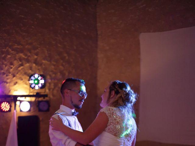 Le mariage de Emeric et Marjorie à Semur-en-Vallon, Sarthe 24