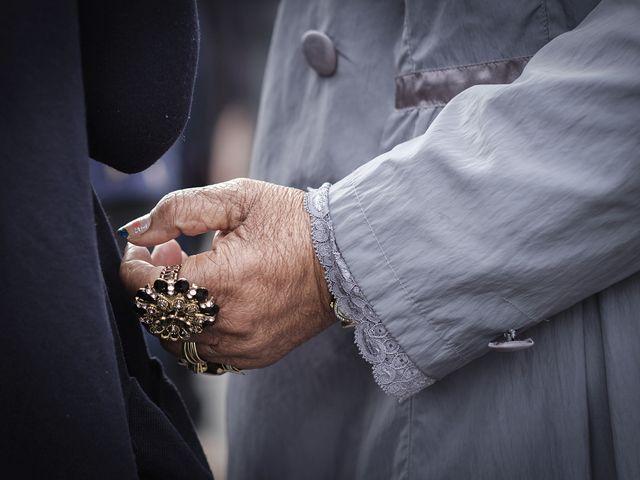 Le mariage de Yann et Julie à Lanvénégen, Morbihan 17
