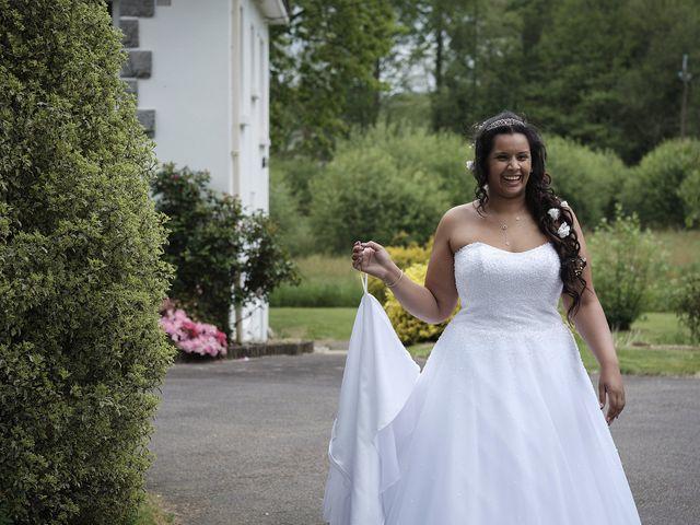 Le mariage de Yann et Julie à Lanvénégen, Morbihan 38