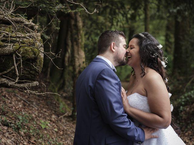 Le mariage de Yann et Julie à Lanvénégen, Morbihan 41
