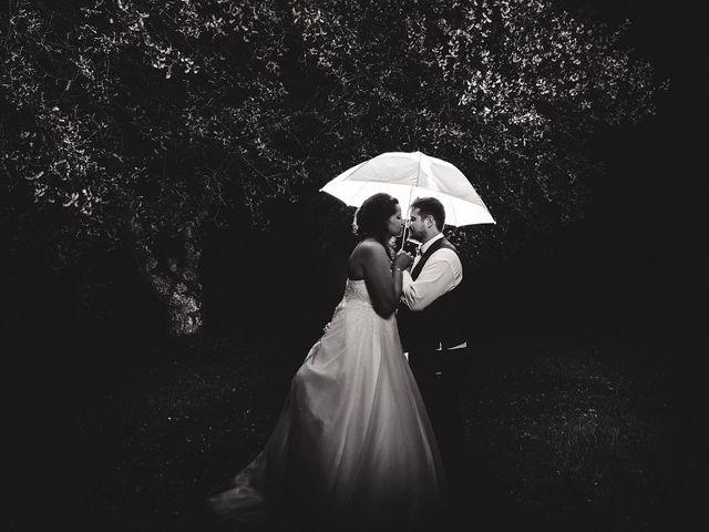 Le mariage de Yann et Julie à Lanvénégen, Morbihan 103