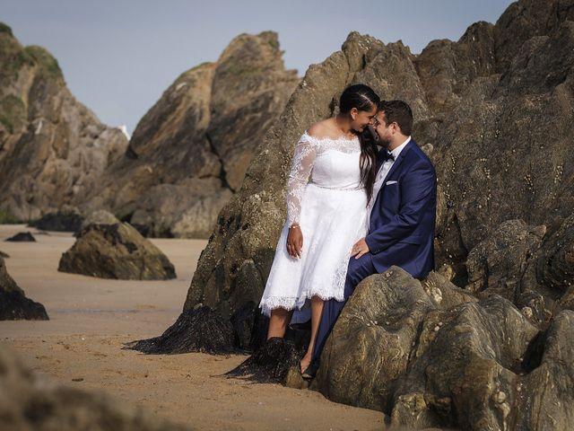 Le mariage de Yann et Julie à Lanvénégen, Morbihan 104