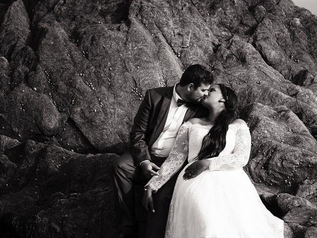Le mariage de Yann et Julie à Lanvénégen, Morbihan 1
