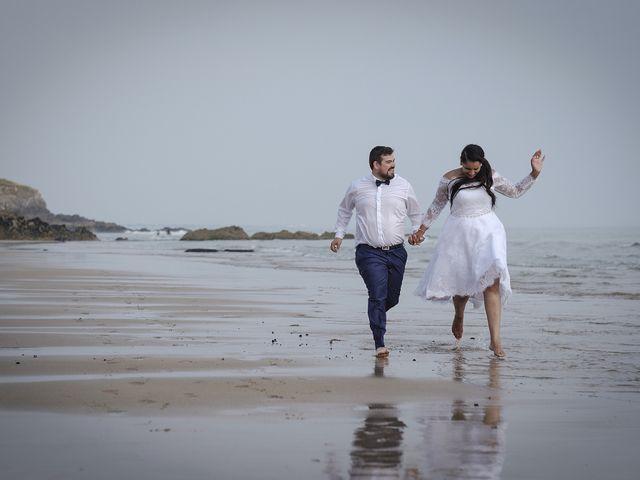 Le mariage de Yann et Julie à Lanvénégen, Morbihan 105