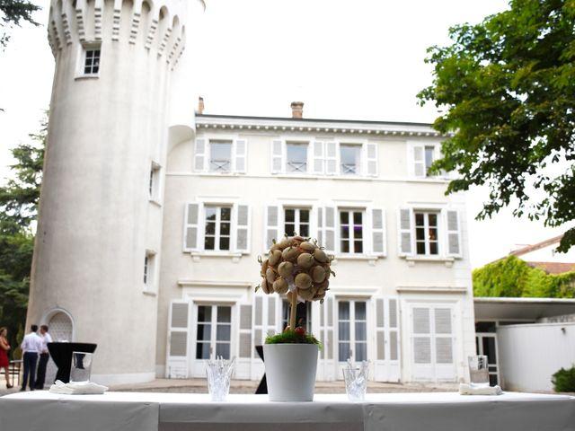 Le mariage de Ludovic et Elodie à Mions, Rhône 21