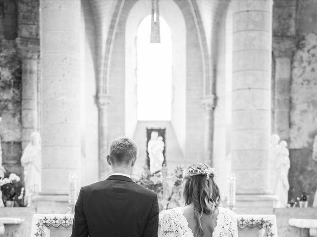 Le mariage de Edouard et Julie à Saint-Symphorien-le-Château, Eure-et-Loir 9