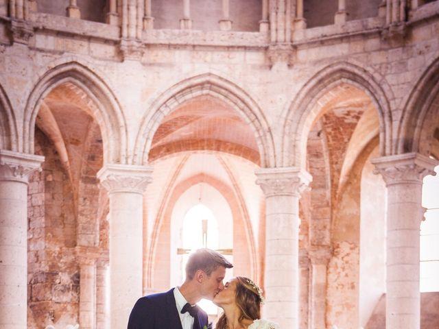 Le mariage de Edouard et Julie à Saint-Symphorien-le-Château, Eure-et-Loir 12