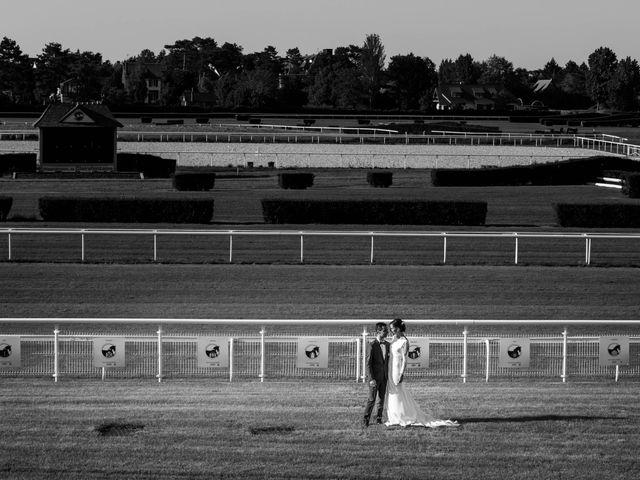 Le mariage de Anthony et Julie à Deauville, Calvados 9