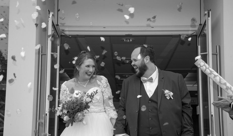 Le mariage de Marie-Line  et Clément à Colombelles, Calvados