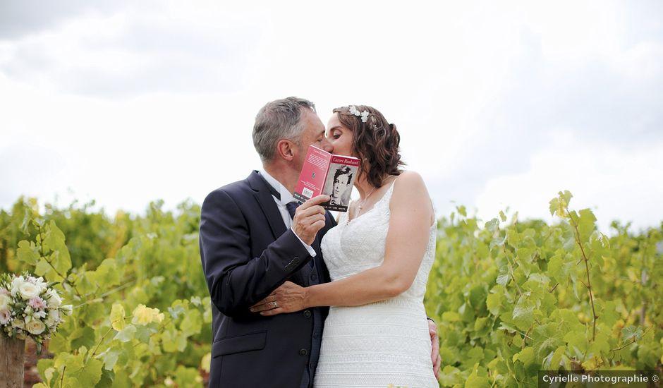 Le mariage de Pascal et Florence à Thouaré-sur-Loire, Loire Atlantique