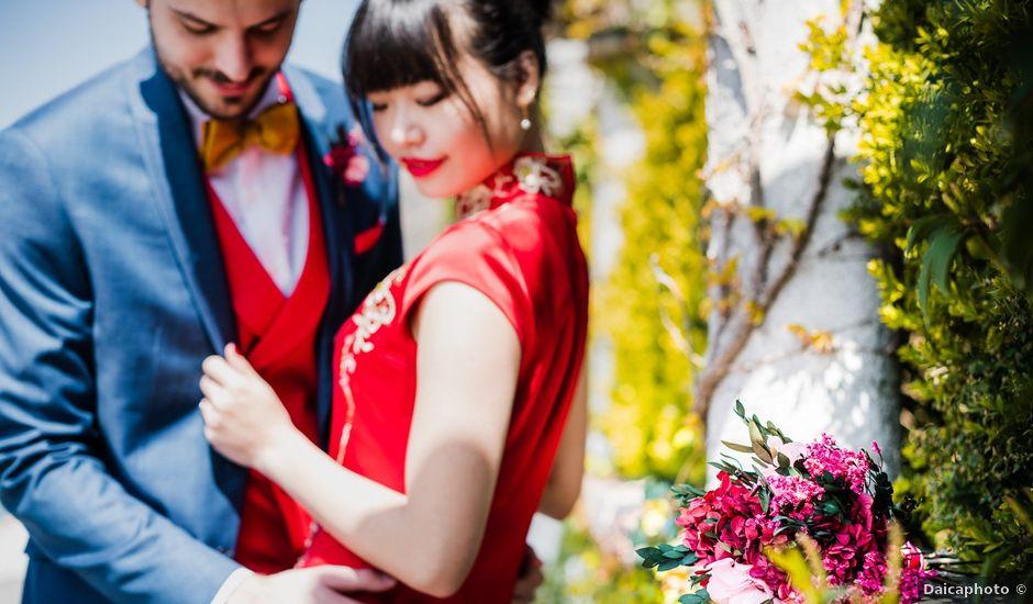 Le mariage de Jérémy et Natasha à Saint-Cassin, Savoie