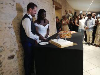 Le mariage de Mylène et Antonin